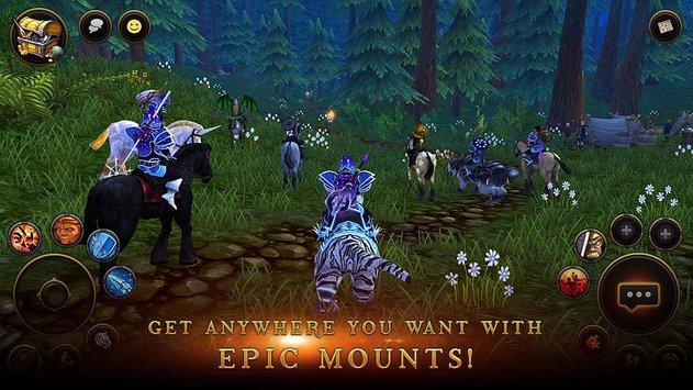 3D MMO Villagers & Heroes APK indir [v4.7.0 (r45278)]