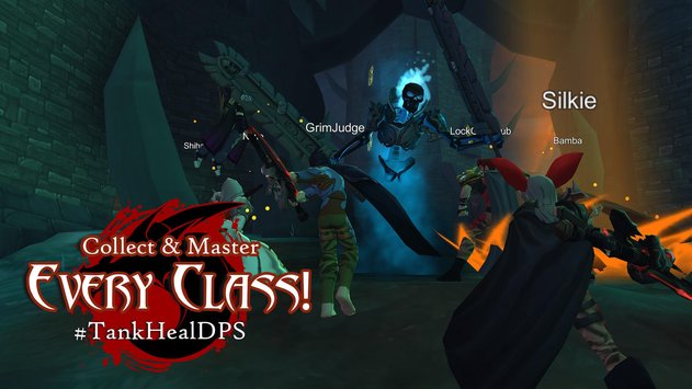 AdventureQuest 3D APK indir [v1.6.5]