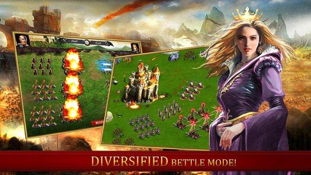 Age of Kingdoms : Forge Empires APK indir [v1.4.8]