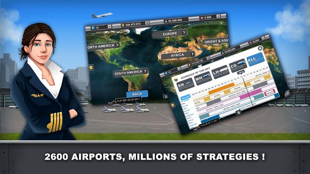 Airlines Manager – Tycoon APK indir [v2.3.10]