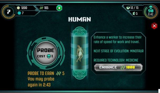 Ancient Aliens: The Game APK indir [v1.0.73]