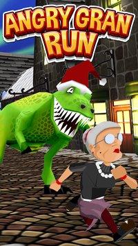 Angry Gran Run – Running Game APK indir [v1.56]