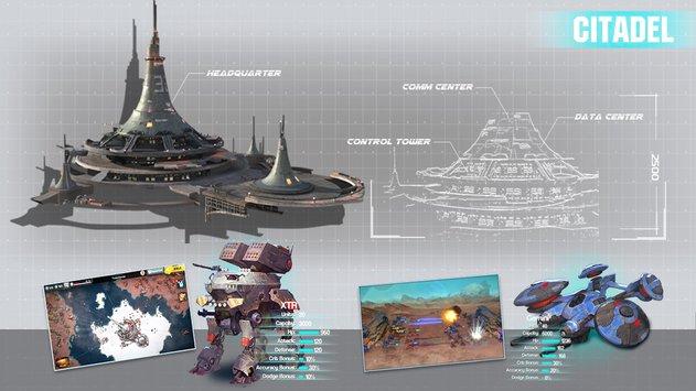 Ark of War: Republic APK indir [v1.7.3]