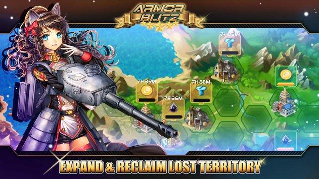 Armor Blitz APK indir [v1.0.0]