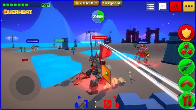 Armored Squad: Mechs vs Robots APK indir [v1.3.6]