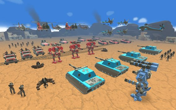 Army Battle Simulator APK indir [v1.0.40]