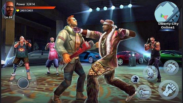 Auto Theft Gangsters APK indir [v1.13]