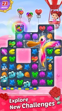 Balloon Paradise – Free Match 3 Puzzle Game APK indir [v3.6.3]