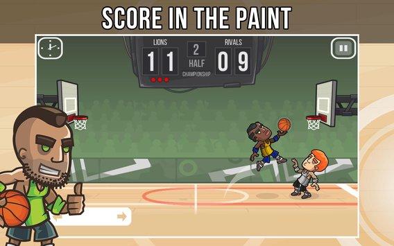 Basketball Battle APK indir [v2.0.5]