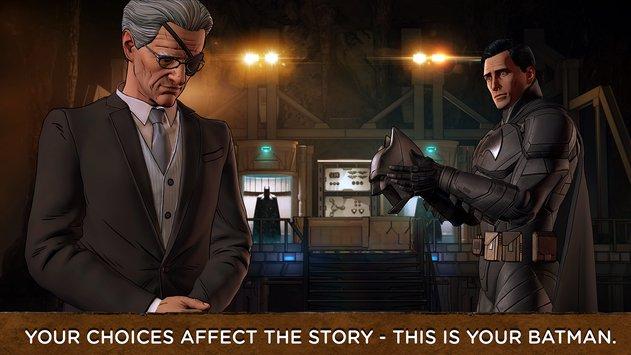 Batman: The Enemy Within indir [v0.08]