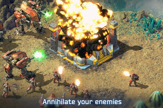 Battle for the Galaxy APK indir [v2.1.1]