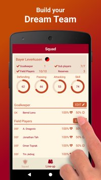 Be the Manager 2018 – Football Strategy APK indir [v2.0.1]