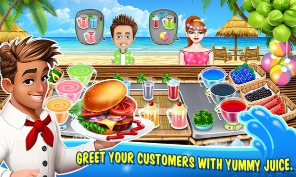 Beach Restaurant Master Chef APK indir [v1.13]