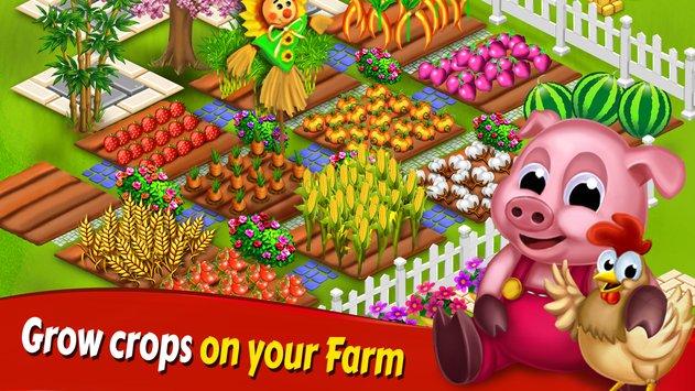 Big Little Farmer Offline Farm APK indir [v1.4.5]