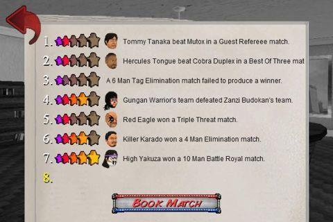 Booking Revolution (Wrestling) APK indir [v1.900]