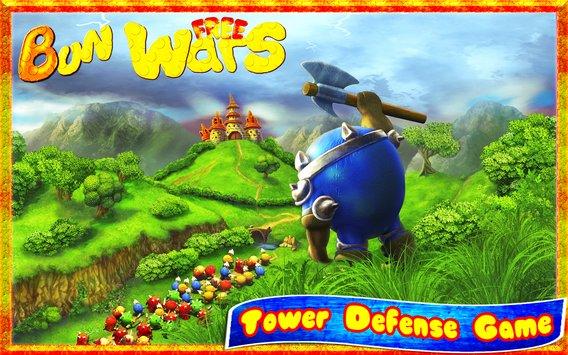 Bun Wars – Free Strategy Game APK indir [v1.4.95]