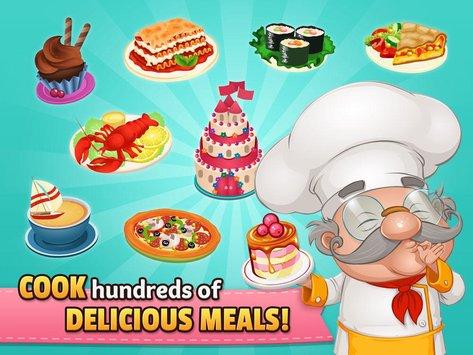 Cafeland – World Kitchen APK indir [v1.4.0]