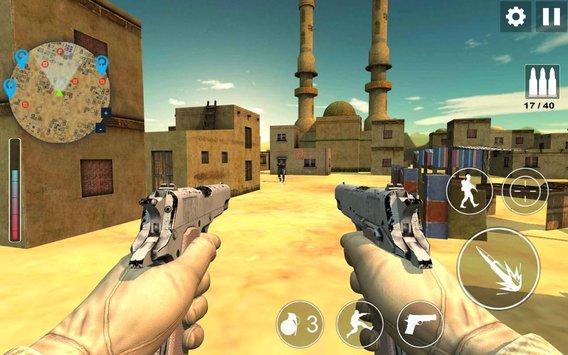 Call Of War WW2 : FPS Frontline Shooter APK indir [v1.2]