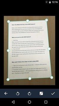 CamScanner – Phone PDF Creator APK indir [v5.6.1.20180417]