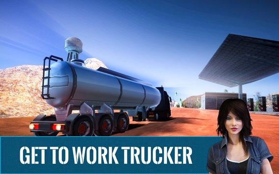 Cargo Truck Driver-Oil Tanker APK indir [v1.4]