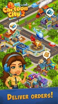 Cartoon City 2: Farm to Town APK indir [v1.39]