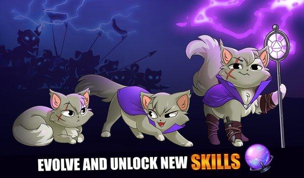 Castle Cats: Epic Story Quests APK indir [v1.7.1]