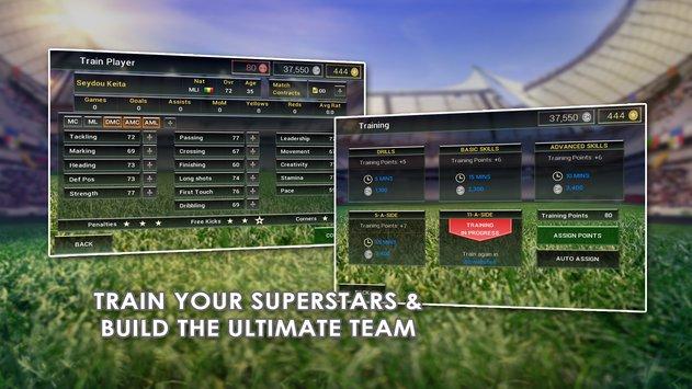 Championship Manager:All-Stars APK indir [v1.0.6.993]