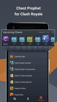 ClanPlay: Gamers Community, Tools for CIash Royale APK indir [v1.12.10]