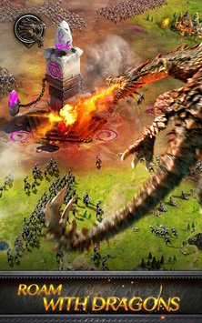 Clash of Queens:Dragons Rise APK indir [v2.1.17]