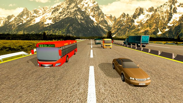 Coach Bus Simulator Driving 2 APK indir [v1.1.5]