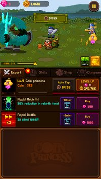 Coin Princess APK indir [v1.6.4]