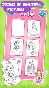 Coloring pages game: princess APK indir [v1.5.3]