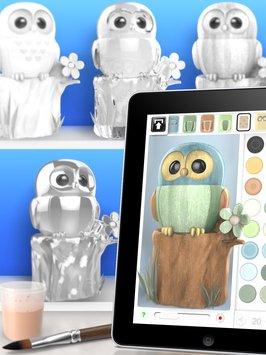 ColorMinis Kids – Color & Create real 3D art APK indir [v3]