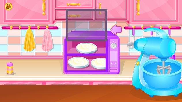 cooking games cake berries APK indir [v3.0.0]