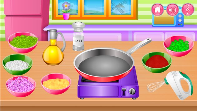 Cooking in the Kitchen APK indir [v1.1.51]