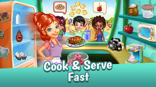 Cooking Tale – Food Games APK indir [v2.473.0]