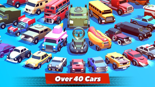 Crash of Cars APK indir [v1.1.55]