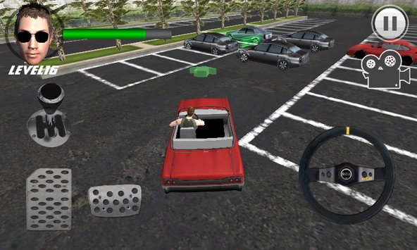 Crazy Parking Car King 3D APK indir [v48]