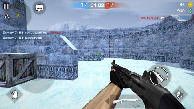 Critical Strike CS 2 GO Online Counter FPS Game APK indir [v2.9]