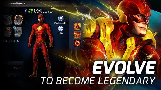 DC Legends: Battle for Justice APK indir [v1.17.1]