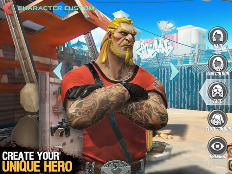 Dead Rivals – Zombie MMO APK indir [v0.4.4]