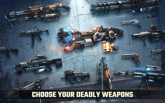 Dead Target: FPS Zombie Apocalypse Survival Game APK indir [v3.2.0]