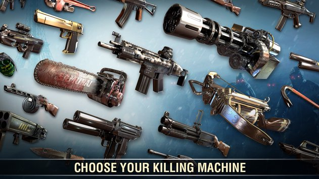 Dead Trigger 2: First Person Zombie Shooter Game APK indir [v1.3.3]