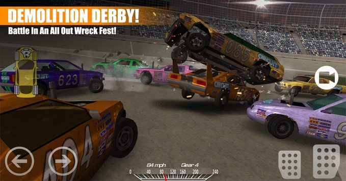 Demolition Derby 2 APK indir [v1.3.04]