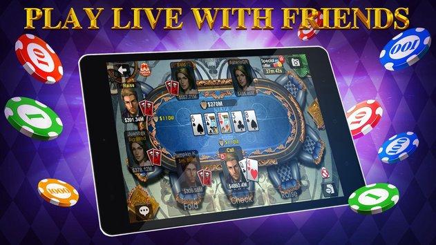 DH Texas Poker – Texas Hold'em APK indir [v2.3.7]