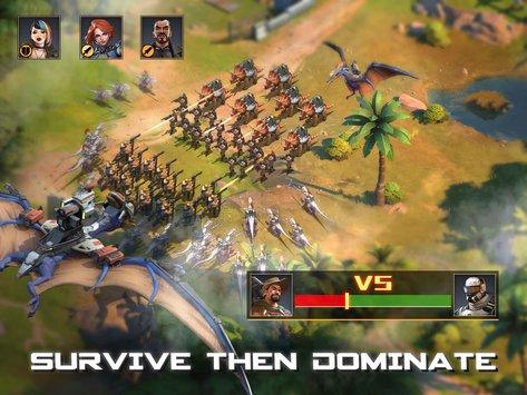 Dino War indir [v1.2.5]