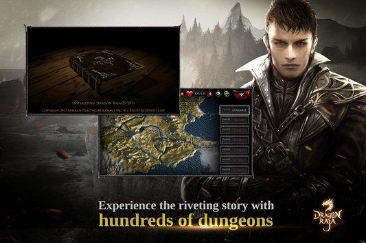 Dragon Raja Mobile APK indir [v1.10]
