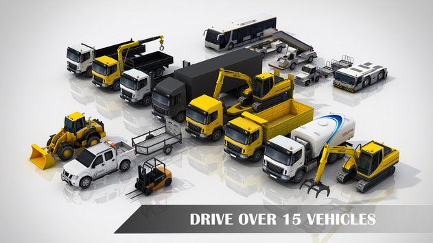 Drive Simulator 2016 Lite APK indir [v2.5]