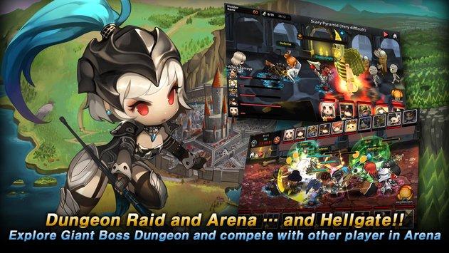 Dungeon Breaker Heroes APK indir [v1.6.1]