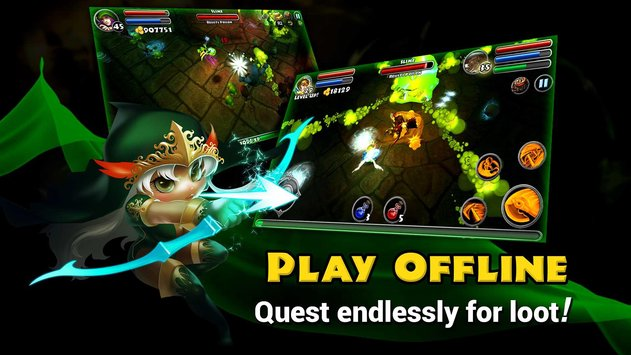 Dungeon Quest APK indir [v3.0.3.0]